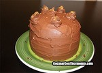 Carrot Cake con chocolate